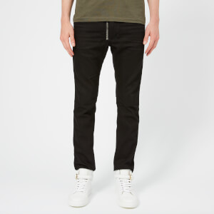 Dsquared2 Men's Clean Wash Skater Jeans - Black