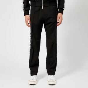 Dsquared2 Men's Wool Gym Fit Trousers - Black