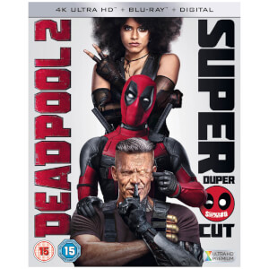 Deadpool 2 - 4K Ultra HD