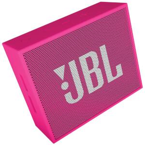 JBL GO Portable Bluetooth Speaker - Pink