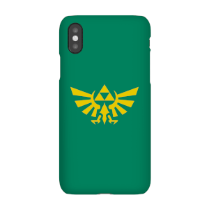 Funda Móvil Nintendo The Legend Of Zelda Hyrule para iPhone y Android