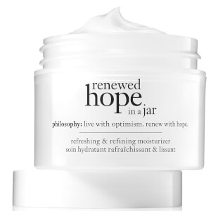 Soin Hydratant Renewed Hope in a Jar philosophy 60 ml