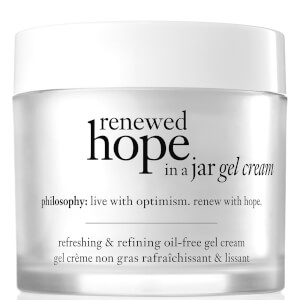 Creme Hidratante sem Óleo Renewed Hope in a Jar da philosophy 60 ml