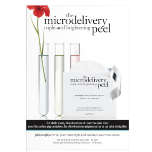 philosophy Microdelivery Triple Acid Peel Pads -kuorintalaput
