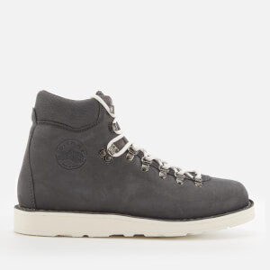 Diemme Men's Roccia Vet Nubuck Lace Up Boots - Dark Grey