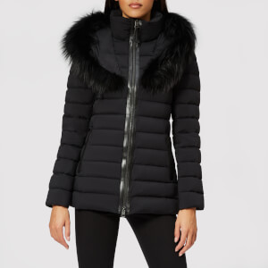Mackage Women's Kadalina Matte Coat - Black/Black