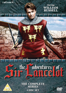 The Adventures of Sir Lancelot - The Complete Series