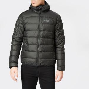 Jack Wolfskin Men's Helium Jacket - Black