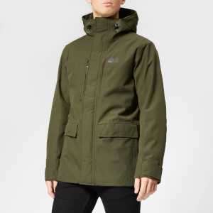 Jack Wolfskin Men's West Coast Jacket - Pinewood