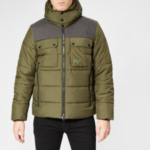 Jack Wolfskin Men's High Range Jacket - Pinewood