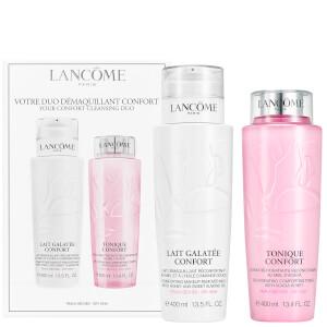 Lancôme Confort Cleansing Duo Set 400ml