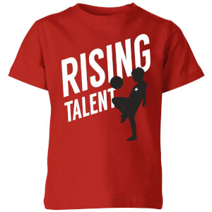 Rising Talent Kinder T-Shirt - Rot