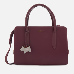 Radley Women's Liverpool Streetmedium Multiway Tote Bag - Port