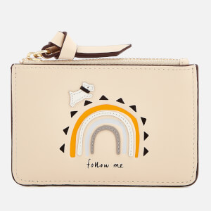 Radley Women's Follow Me Small Ziptop Coin Purse - Oyster
