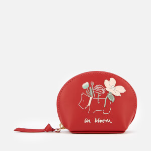 Radley Women's In Bloom Small Coin Purse - Claret