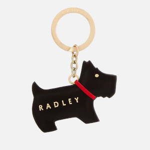 Radley Women's Go Walkies New Keyring - Black