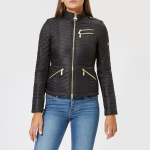 Barbour International Women's Weld Quilt Jacket - Black
