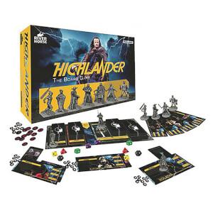 Highlander The Board Game (River Horse)
