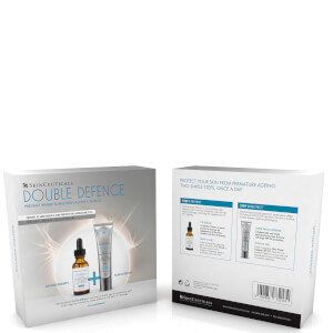 SkinCeuticals Double Defence CE Ferulic and Ultra Facial Defence SPF50