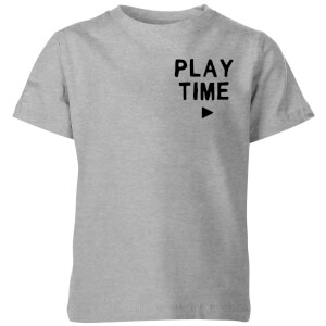 My Little Rascal Play Time Kids' T-Shirt - Grey