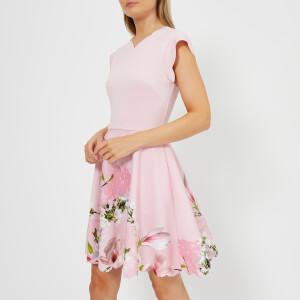 Ted Baker Women's Grettae Harmony Skater Dress - Pink