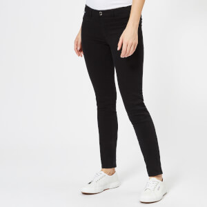 Love Moschino Women's 5 Pocket Skinny Jeans - Black
