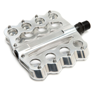 Speedplay Brass Knuckles Chomoly Pedals