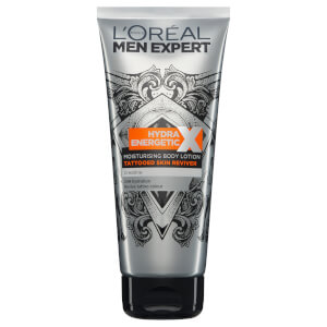 L'Oréal Paris Men Expert Hydra Energetic Tattoo Reviver Body Lotion 200 ml