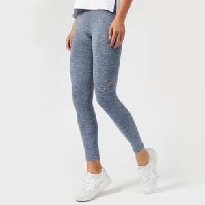 LNDR Women's Blackout Leggings - Blue Marl