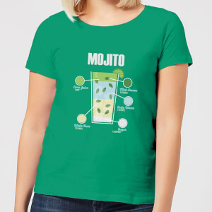 Mojito Women's T-Shirt - Kelly Green