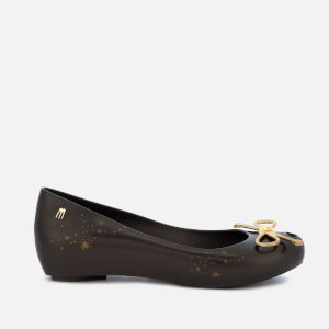 Melissa Women's Ultragirl Elements Ballet Flats - Black