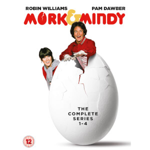 Mork & Mindy - Seasons 1-4 Complete Boxset