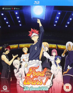 Food Wars! - Season 2 (Episodes 1-13)