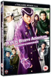 JoJo's Bizarre Adventure - Diamond Is Unbreakable (A Takashi Miike Film)
