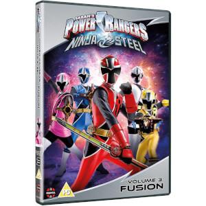 Power Rangers Ninja Steel - Fusion (Volume 3) Episodes 9-12