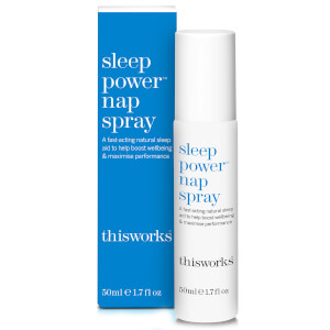 this works Sleep Power Nap Spray -suihke 50ml