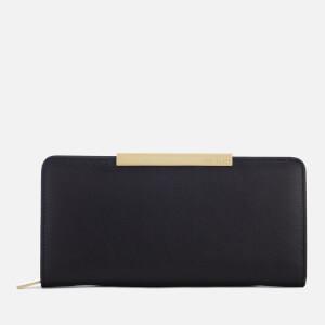 Ted Baker Women's Pelle Textured Zip Matinee Purse - Black