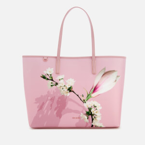 Ted Baker Women's Beckkaa Harmony Canvas Tote Bag - Pale Pink