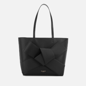 Ted Baker Women's Alliie Giant Knot Shopper Bag - Black
