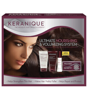 Keranique Ultimate Hair Nourishing and Volumizing Kit