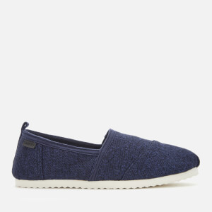 Superdry Men's Kai Espadrilles - Dark Navy Grit