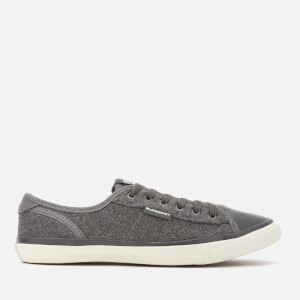Superdry Women's Low Pro Luxe Trainers - Dark Grey Felt