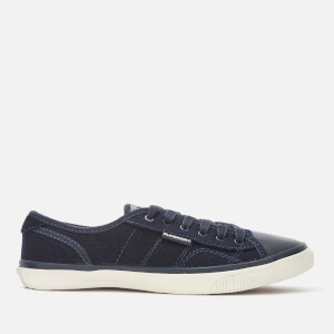 Superdry Women's Low Pro Luxe Trainers - Dark Navy Felt