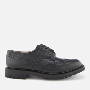 Church's Men's McPherson Grain Leather Brogues - Black