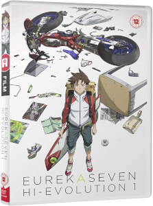Eureka Seven - Hi-Evolution