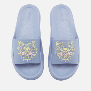 KENZO Women's Pool Slide Sandals - Wisteria