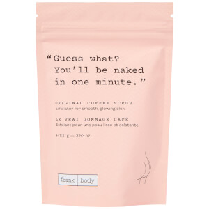 Frank Body Original Coffee Scrub 200g