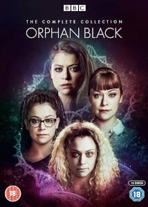 Orphan Black - The Complete Boxset