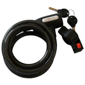 Coyote Bicycle Coil Lock - 12mm x 2000mm