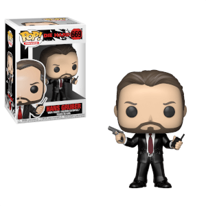 Die Hard Hans Gruber Pop! Vinyl Figure